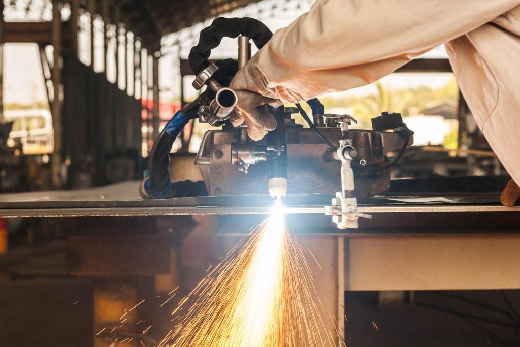Herstellung im Anlagenbau und Maschinenbau