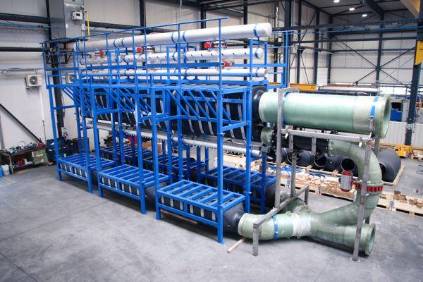 Wasseraufbereitung für Trinkwasser, Prozesswasser und Abwasser